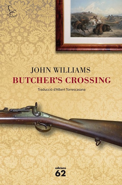Butcher Crossing | Williams, John | Llibres.cat | Llibreria online en català | La Impossible Llibreters Barcelona
