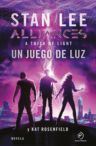 Alliances. Un juego de luz | 9788417761431 | Lee, Stan/Rosenfield, Kat/Mazzanti, Marcelo E. | Llibres.cat | Llibreria online en català | La Impossible Llibreters Barcelona