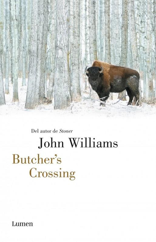 BUTCHER'S CROSSING | 9788426421920 | WILLIAMS,JOHN | Llibres.cat | Llibreria online en català | La Impossible Llibreters Barcelona