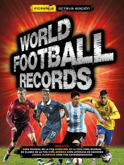 World Football Records 2017 | 9788490436578 | Varis | Llibres.cat | Llibreria online en català | La Impossible Llibreters Barcelona